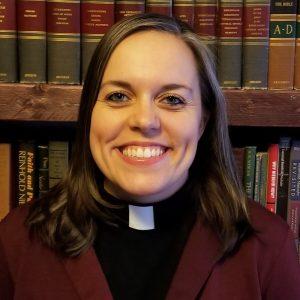Pastor Violet Johnicker